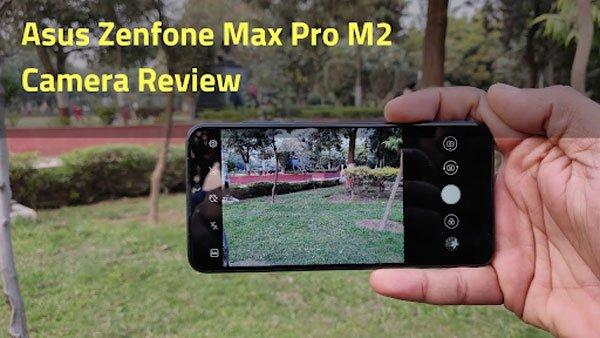 Trên tay Zenfone Max Pro M2: có gì ấn tượng? 3