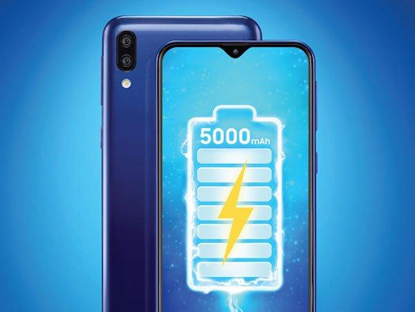 Trong tầm 5 triệu, tân binh mới của Samsung - Galaxy M20 có gì nổi bật? 3