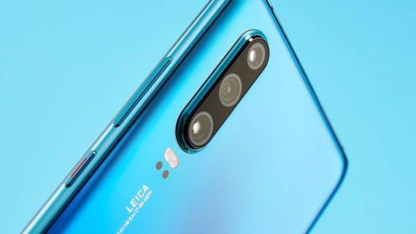 Đánh giá chi tiết Huawei P30 2