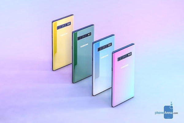 Hé lộ thông tin về Samsung Galaxy Note 10 1