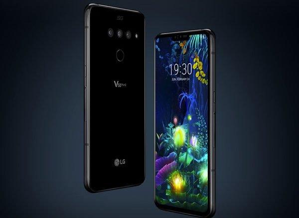 LG V50 ThinQ 5G sẽ công bố ngày ra mắt chính thức mới