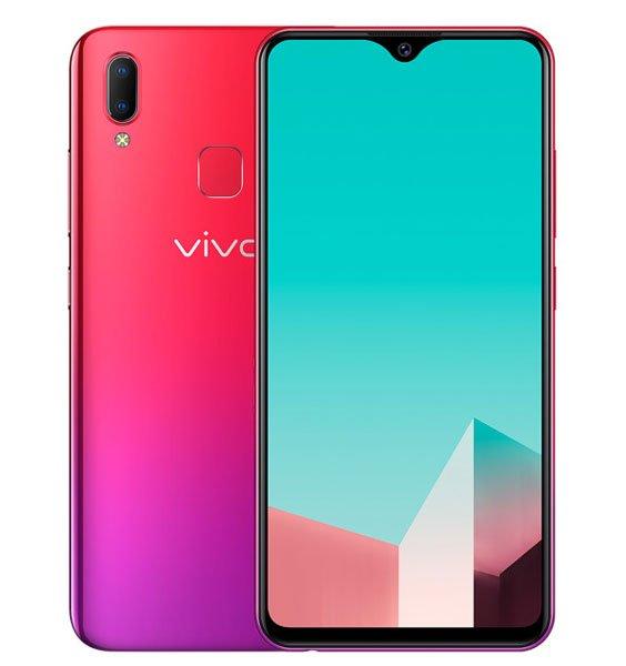 Ra mắt Vivo U1 với màn hình giọt nước 6.2 inch, camera kép và pin 4030mAh 2