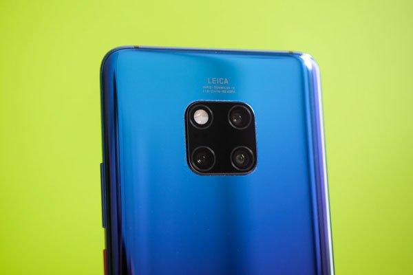 Rò rỉ thông tin cấu hình Huawei Mate 30 Pro