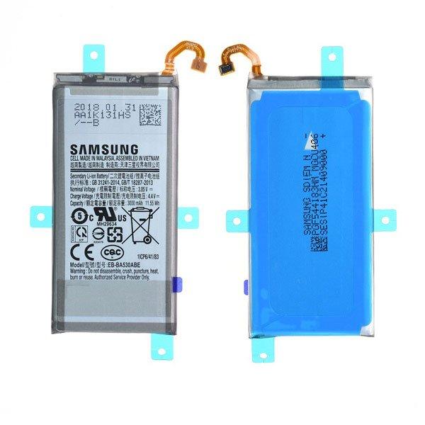 Thay pin Samsung Galaxy A8 Plus 2018