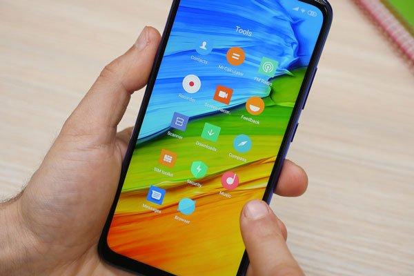 Đánh giá Xiaomi Redmi Note 7 18