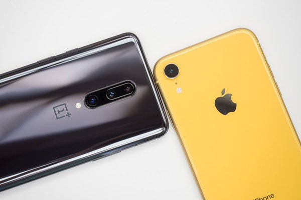 So sánh OnePlus 7 Pro vs Apple iPhone XR 19