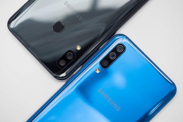 Đánh giá chi tiết Samsung Galaxy A30 và Galaxy A50 18