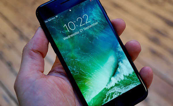 Sửa lỗi No Service trên iPhone 7 sau khi update lên iOS 12 1