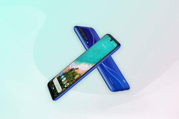 Xiaomi Mi A3 – bản chính thức: Android One, camera 48MP 2