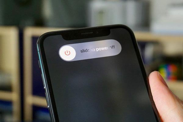 Cách sửa iPhone X khi hiển thị lỗi No Service 2