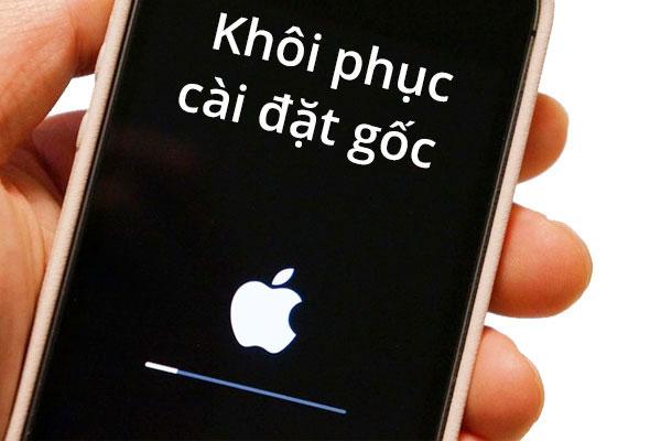 Cách sửa iPhone X khi hiển thị lỗi No Service 4