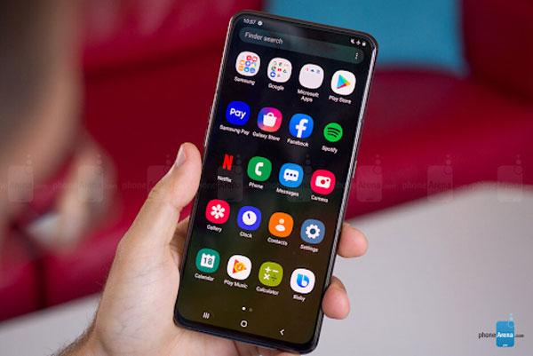Samsung Galaxy A80 - Ý tưởng đột phá nhưng kết quả không như mong đợi 1