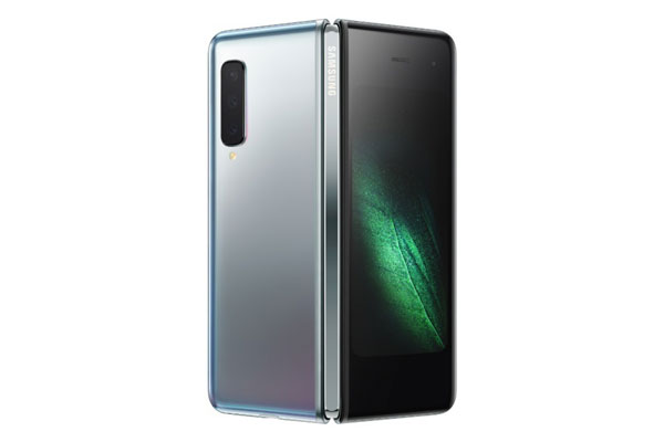 Samsung Galaxy Fold 2 - Có thể hoạt động với màn hình lớn và bút S Pen 3
