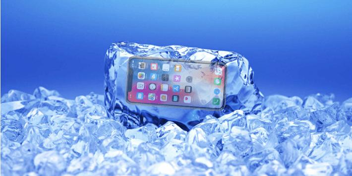 Làm cách nào để khắc phục sự cố hiển thị không phản hồi trên iPhone X? 1