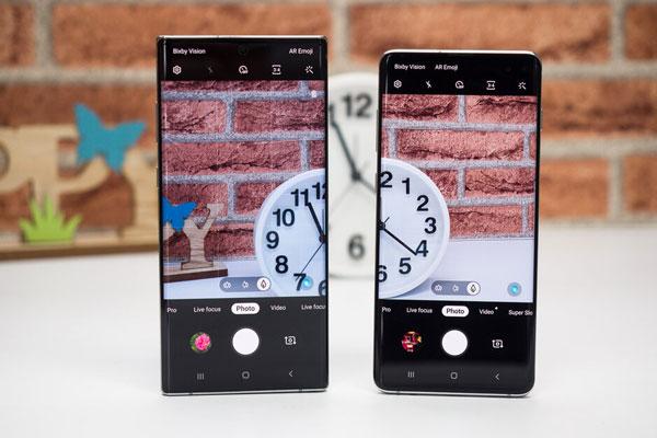 So găng Samsung Galaxy Note 10+ vs Galaxy S10+ hơn nhau điểm nào? 18