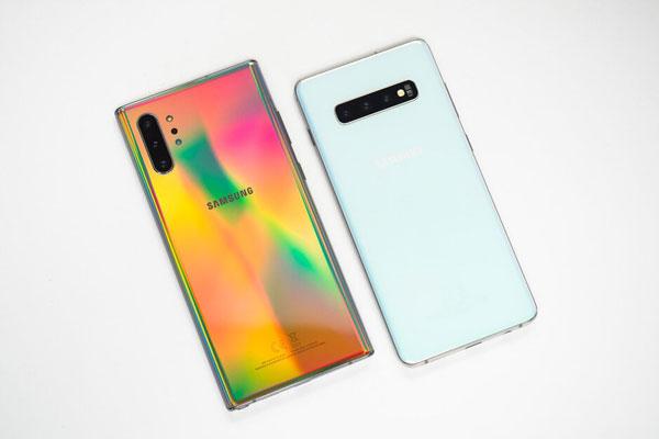 So găng Samsung Galaxy Note 10+ vs Galaxy S10+ hơn nhau điểm nào? 3