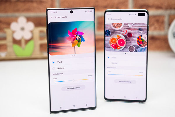 So găng Samsung Galaxy Note 10+ vs Galaxy S10+ hơn nhau điểm nào? 5